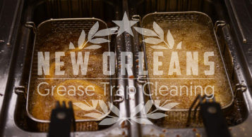 Used Cooking Oil vs Grease - New Orleans Grease Trap Cleaning Services