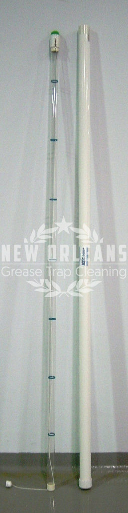 Sim Tech Core Sampler - New Orleans Grease Trap Cleaning