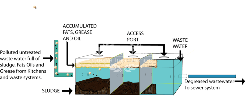 Flash Flood and Common Grease Trap Issues - New Orleans Grease Trap Cleaning